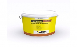 weber.pas marmolit k25 Noir, 25 кг
