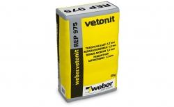 weber.vetonit REР 975 серый, 20 кг