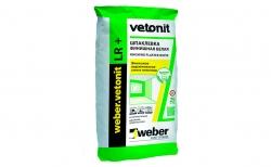 weber.vetonit LR+, белая, 5 кг