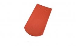 Керамическая черепица выравнивающая Koramic Biber Natural Red