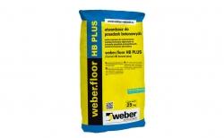 weber.floor HB PLUS, серый, 25 кг