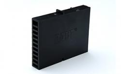 Вентиляционно-осушающая коробочка BAUT черная, 80*60*10 мм