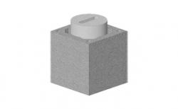 Комплект блок-опора SCHIEDEL UNI одноходовой 0,33 п.м, 32*32 см, D 14-16 см