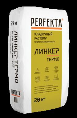 Кладочный раствор теплоизоляционный Линкер Термо, 20 кг