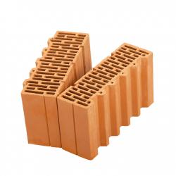 Porotherm блок 38 доборный элемент