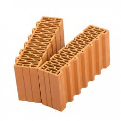 Porotherm блок 44 доборный элемент