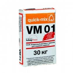 Кладочный раствор для лицевого кирпича VM
