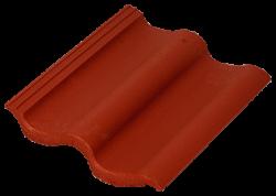 Черепица Sea Wave красная стандартная
