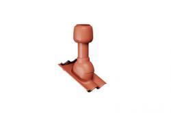 Скатный дефлектор для волновой черепицы Braas