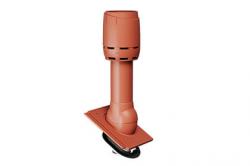 Дефлектор вытяжной вентиляции для плоской черепицы Braas