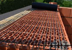 Сетка базальтовая кладочная 25х25 мм (рулон 50 м2)