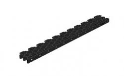 Модуль грязезащитный Gidrolica Step Protect, 368,5*46*14 мм