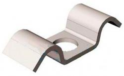 Крепеж для пластикового водоотводного лотка Gidrolica DN300, 52*18*12 мм