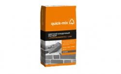 quick-mix LHM графитово-черный, 25 кг