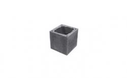 Каменная оболочка SCHIEDEL UNI без вентиляционного канала 0,33 м, D 14-16 см