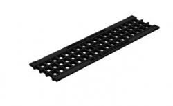 Решетка водоприемная Gidrolica Standart РВ-10.13,6.50 кл. С250 чугунная, 500*136*13,5 мм