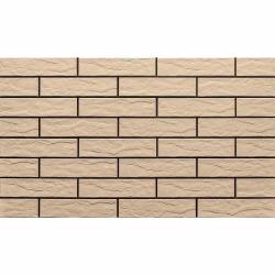 Cerrad Krem/Cream 9737 фасадная плитка Rustic/структ. 6,5×24,5
