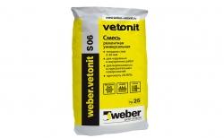 weber.vetonit S 06, 25 кг