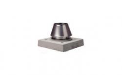 Верхний комплект для дымохода SCHIEDEL UNI для изготовления покровной плиты по месту, D 18 см