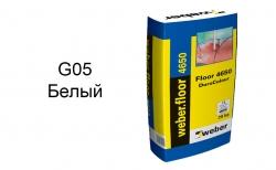 weber.vetonit 4650 G05 белый, 20 кг