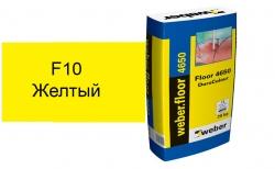 weber.vetonit 4650 F10, желтый, 20 кг