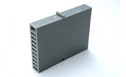 Вентиляционно-осушающая коробочка BAUT светло-серая, 80*60*10 мм