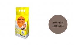 weber.vetonit decor темный шоколад, 2 кг