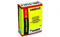 weber.vetonit ML Tuli для кладки топок 25 кг
