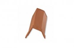 Коньковая керамическая черепица Laumans IDEAL SUPRA для односкатной крыши