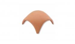 Вальмовая керамическая черепица Laumans IDEAL SUPRA