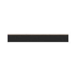 Cerrad Cambia Black 2914 плинтус 8×59,7