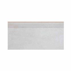 Cerrad Tassero Bianco 2273 ступень прямая структурная 29,7×59,7