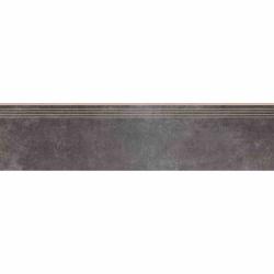 Cerrad Tassero Grafit 2228 ступень прямая структурная 29,7×119,7