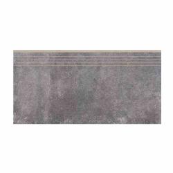 Cerrad Montego Grafit 0079 ступень прямая структурная 39,7×79,7