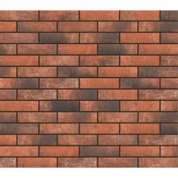 Cerrad Loft Brick Chili 2105 плитка фасадная 6,5×24,5
