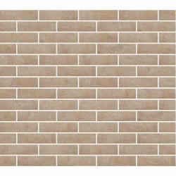 Cerrad Loft Brick Salt 2075 плитка фасадная 6,5×24,5