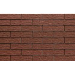 Cerrad Burgund 9577 фасадная плитка Rustic/струк. 6,5×24,5