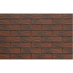 Cerrad Burgund 9584 фасадная плитка Rustic/струк.с отенк. 6,5×24,5