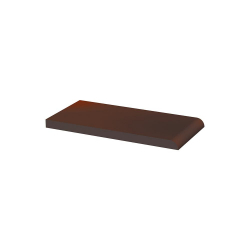 Paradyz Cloud Brown подоконник 10×20
