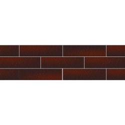 Paradyz Cloud Brown DURO плитка фасадная структурная 6,6×24,5