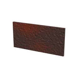 Paradyz Cloud Brown DURO подступенник структурный 14,8×30