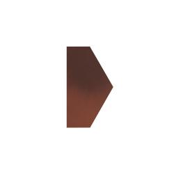 Paradyz Cloud Brown Polowa декор напольный 14,8×26