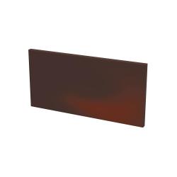 Paradyz Cloud Brown (Plain) подступенник гладкий 14,8×30