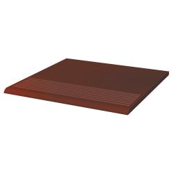 Paradyz Cloud Brown (Plain) ступень прямая гладкая 30×30