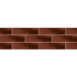 Paradyz Cloud Rosa DURO плитка фасадная структурная 6,6×24,5