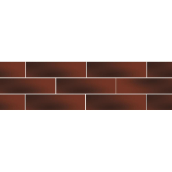 Paradyz Cloud Rosa (Plain) плитка фасадная гладкая 6,6×24,5