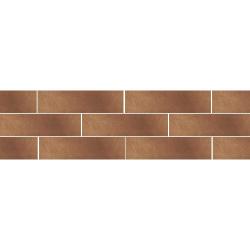 Paradyz Keramo Coral плитка фасадная 6,6×24,5
