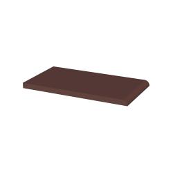 Paradyz Natural Brown (Plain) подоконник гладкий 13,5×24,5