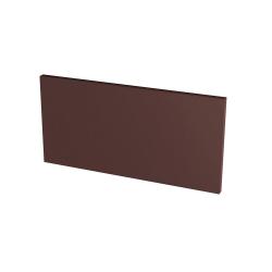Paradyz Natural Brown (Plain) подступенник гладкий 14,8×30
