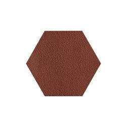 Paradyz Natural Rosa DURO Heksagon плитка напольная структурная 26×26